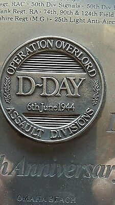 40th anniversary of The Normandy D Day Landings.