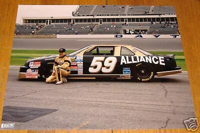 photos nascar     robert pressley  alliance