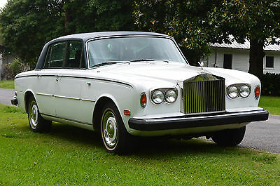 1973 Rolls-Royce Silver Shadow Long Wheel Base NO RESERVE, Reliable.