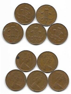 New Pence Coins (MInt error)