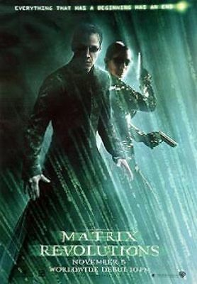 The Matrix Revolutions (DVD)