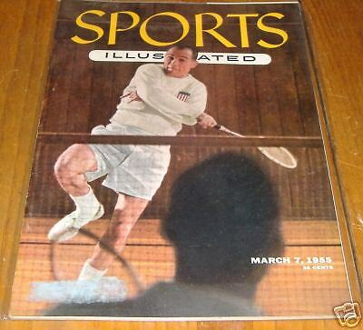 sports illustrated  march 7 1955   jo alston
