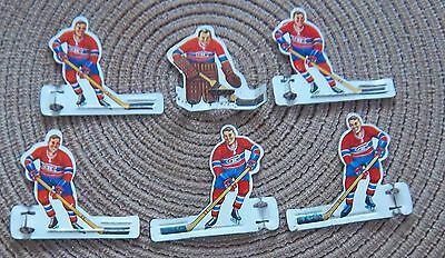Coleco  / Eagle Montreal Canadians 1969 -1970  table top hockey set # 3