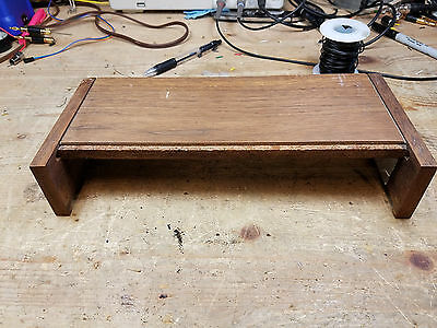 bose 901 active equalizer version i ii replaces backplate gold bose 901 series iv active equalizer wooden case