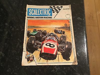 Scalextric 10th Edition Catalogue