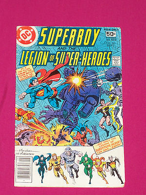 Superboy & the Legion of Super-Heroes #243 DC Comics 1978 Save on Multi-Shipping