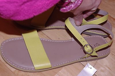 Fab Next leather sandals UK 7 new
