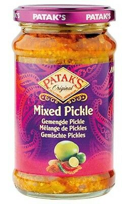 PATAK's  283 g   MIXED  PICKLE