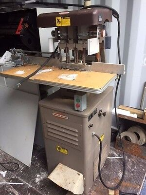 Challenge Eh3A    - Three Head Paper Drill