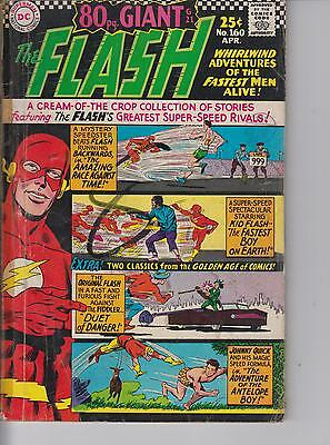 Flash 160 - 1966 - 80-page Giant