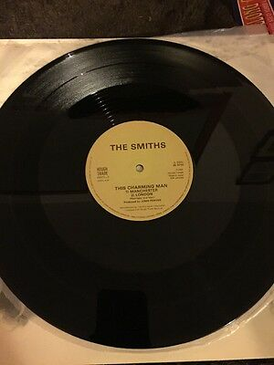 """The Smiths This Charming Man Japan 12 """" Record"""