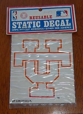 UT  Static Decal J&P products 1980's