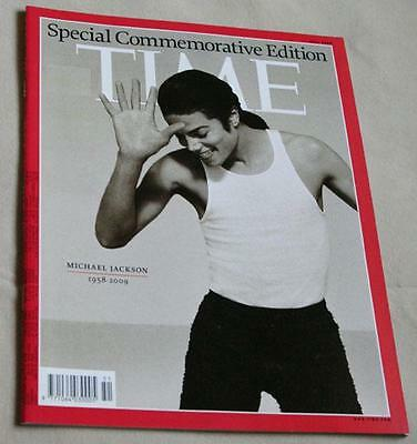 TIME Special Commemorative Edition MICHAEL JACKSON 1958-2009 *FREE P&P*
