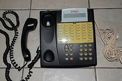 Avaya Partner 34D Series 2 - Business Office Telephone System with handset