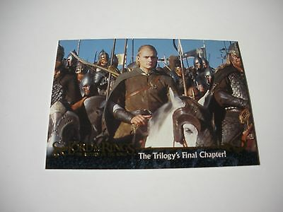 2003 Lord of the Rings Return of the King Promo Card P3 NM/MT