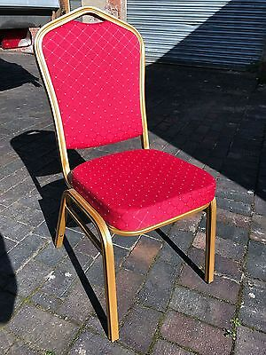 Banqueting Chair Good quality UK Standard  Large Stock Metal Frame