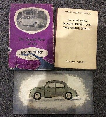 The Book Of Morris Eight And The Morris Minor