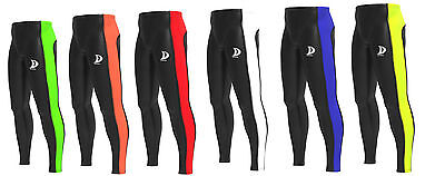 Mens Compression Running Base Layer Tights Fitness Gym Running Sport Pants
