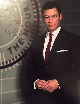 Dominic West ~ HAND SIGNED ~ 10x8 photo ~ The Wire ~ AUTOGRAPH