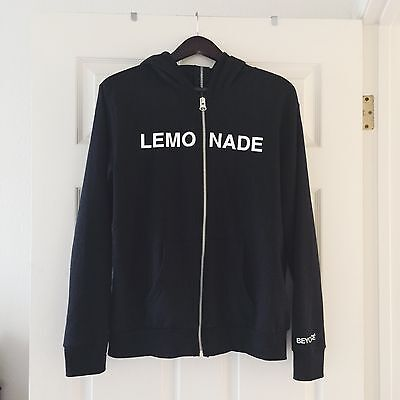 New Beyoncé LEMONADE Sweatshirt Small Official Formation World Tour Merch 2016
