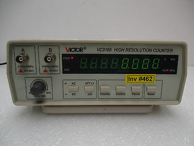 Victor VC3165 High Resolution Counter