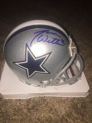 Jason Witten Autographed Dallas Cowboys  Mini Helmet Jsa
