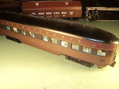 O Scale Passenger Pennsy OBS