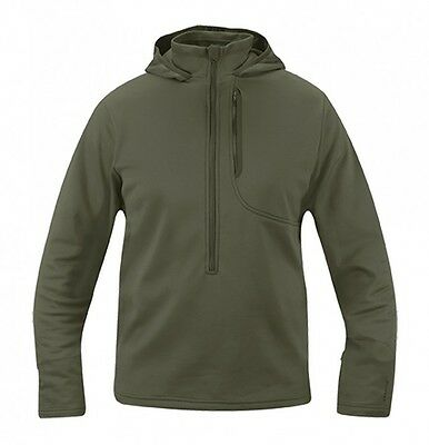 US Propper V2 Lightweight Tactical Outdoor Spy Hoodie Hoody Jumper olive Small