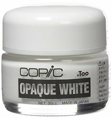Too Copic Opaque White Pigment 30cc Too draw manga