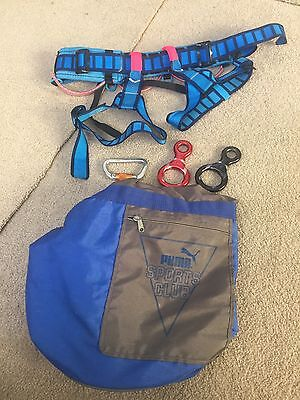 Quality Abseiling Harness & Accessories