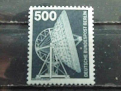 Timbre neuf All. BERLIN 1975/76 : Industrie et technique