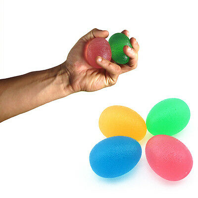 Portable Mini Silica Gel Hand Exercise Power Ball Hand Grip Fitness Ball