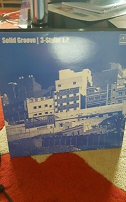 Solid Groove  - 3 Stylin' E.P.