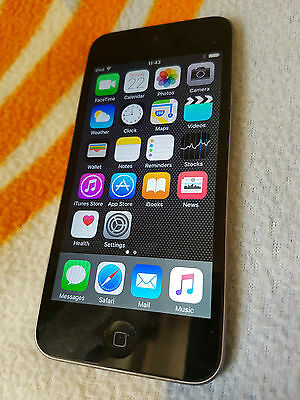 Apple iPod Touch 5th Generation Space Gray (64 GB) Good - Express Delivery!