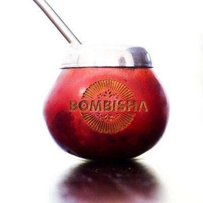 NEW NEW Bombisha Gourd Cup for drinking Yerba Mate