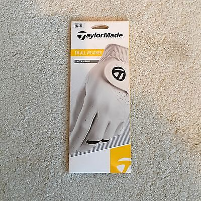 Taylor Made Left Hand All Weather Glove, Medium