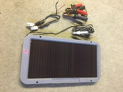 Bait Boat Solar Panel And Leads / Carp Fishing