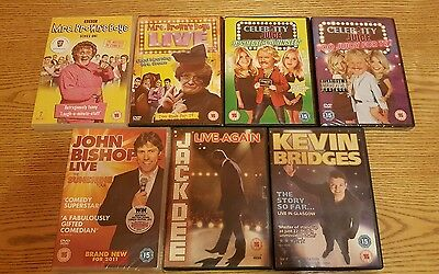 Comedy DVD bundle.
