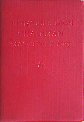 Quotations from Chairman Mao Tse-Tung. Foreign Languages Press Peking 1966