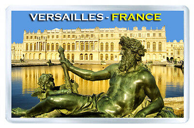 Versailles France Mod3 Fridge Magnet Souvenir Iman Nevera