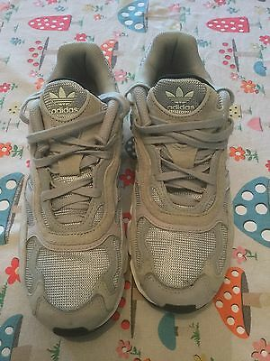 Mens Boys Adidas Temper Run Size Uk 7 Great Condition