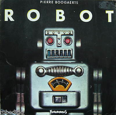 Original Boogaerts Robot & Space Toy Collecting Book 1978 Excellent Condition***