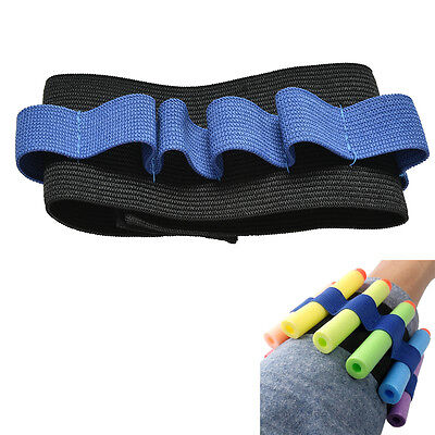 1X Wrist Toy Carrier Bullet Pouch Wrist Soft Nerf Bullet Accessories KidsToy to
