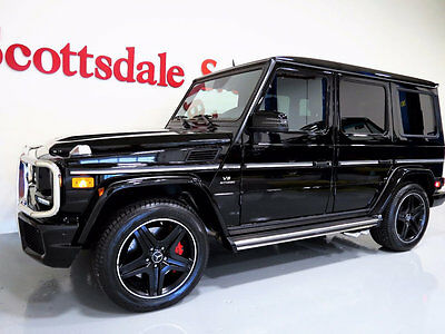 2014 Mercedes-Benz G-Class ONLY 4K MILES * BLACK-BLACK, EVERY OPTION, BEAUTIF 2014 MBZ G63 AMG * ONLY 4K MILES!! * BLACK-BLACK w EVERY OPTION!! AS NEW!!