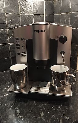 "Magimix Coffee Machine  ""Robot Cafe"" For Delicious Coffee Bean To Cup RRP £300 +"