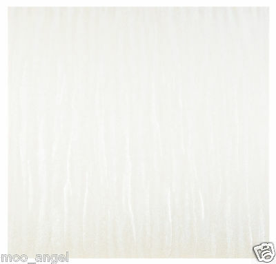 10 sheets of shiny raised embossed pearl coloured craft paper 6 x 6 ""