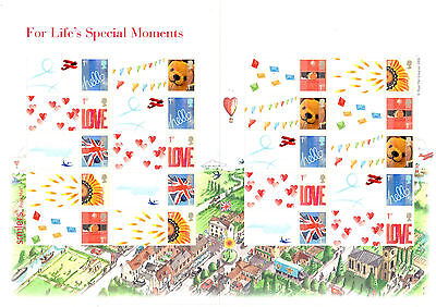 2006 For Lifes Special Moments smilers generic sheet