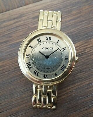 Superbe Pins Montre Watch Gucci Arthus Bertrand