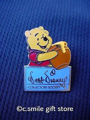 WDCC Disney *1996 Collector Society Pin Winnie the Pooh* MINT!!