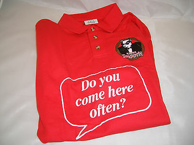 Men's Large Badger Extra Smooth Polo Shirt